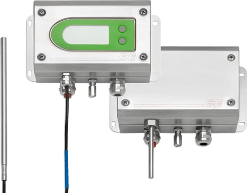 EE300Ex Humidity & Temperature Transmitter with Stainless Steel Enclosure